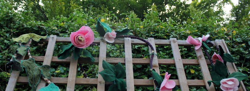 Stitching Botanicals
