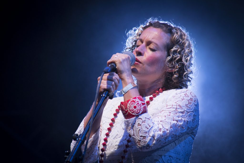 Kate Rusby in concert at the National Botanic Garden of Wales on Saturday July 15th 2017