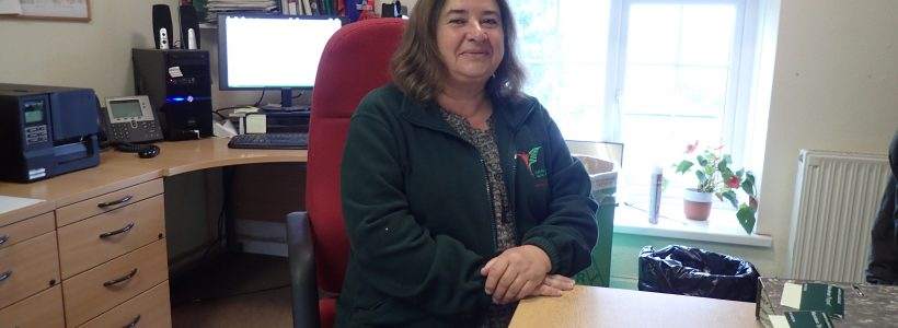 Our Garden Horticulturists – Dawn Moore